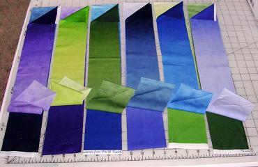Workshops for Programs and Retreats : ombre quilting fabric - Adamdwight.com
